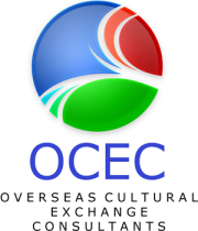 OCEC | Overseas Cultural Exchange Consultants - Logo
